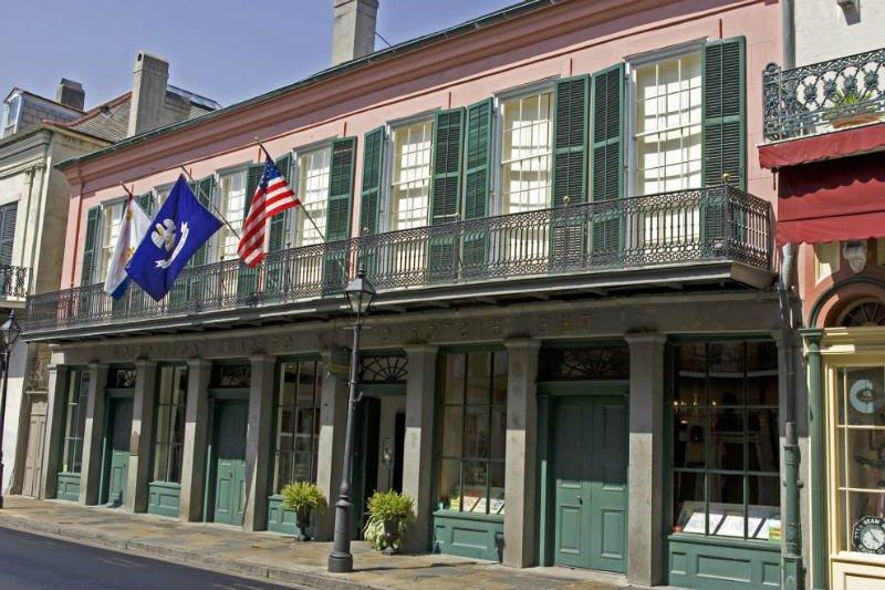 Explore la historia de Nueva Orleans