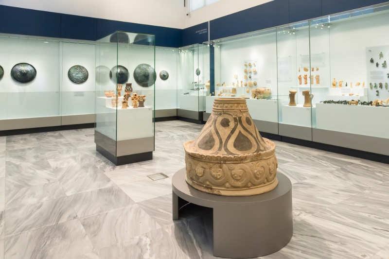 Museo Arqueológico de Heraklion