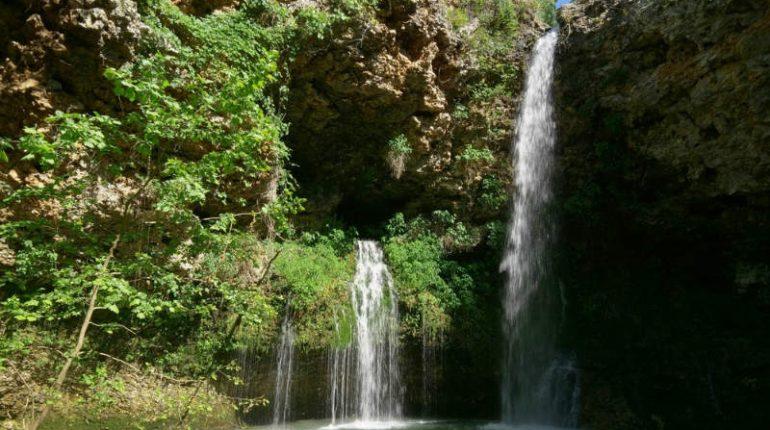 Natural Falls, West Siloam Springs