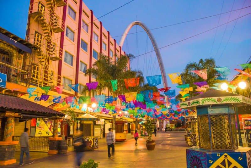 Ocio Nocturno en Tijuana