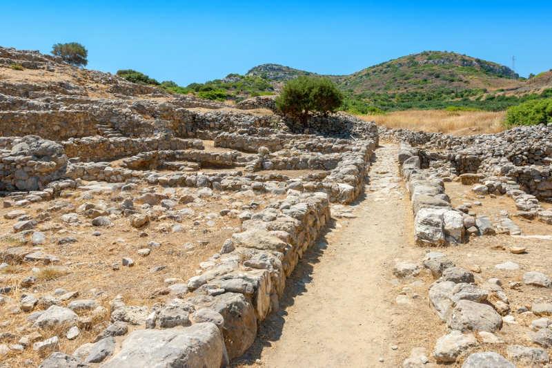 Palacio minoico de Malia