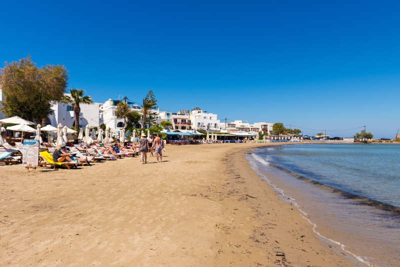 Playa Agios Georgios
