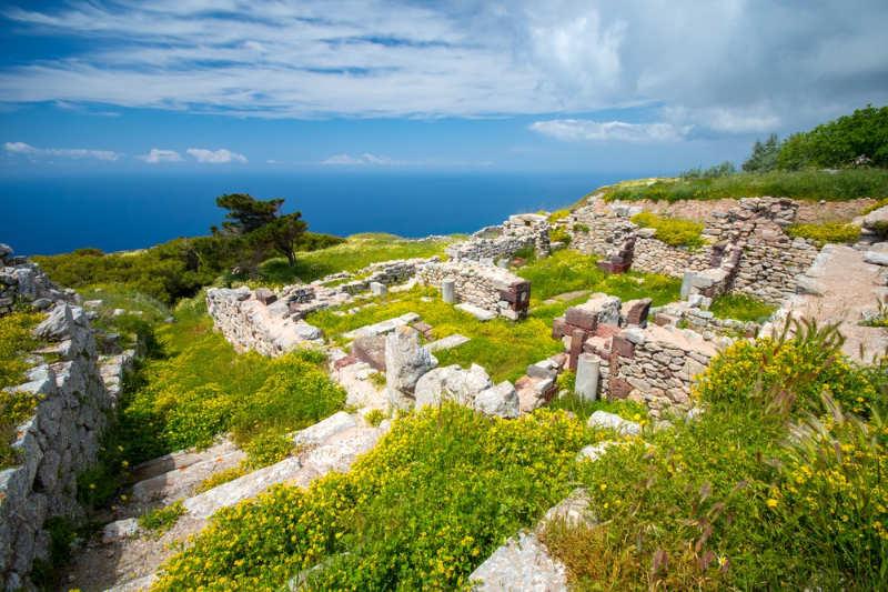 Ruinas de Antigua Thera
