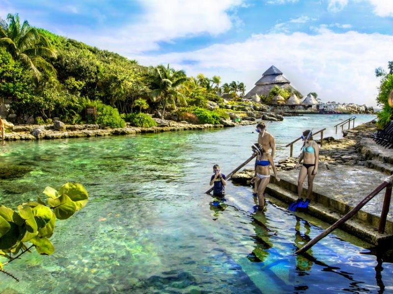 Tour Xcaret Park Plus desde Cancún