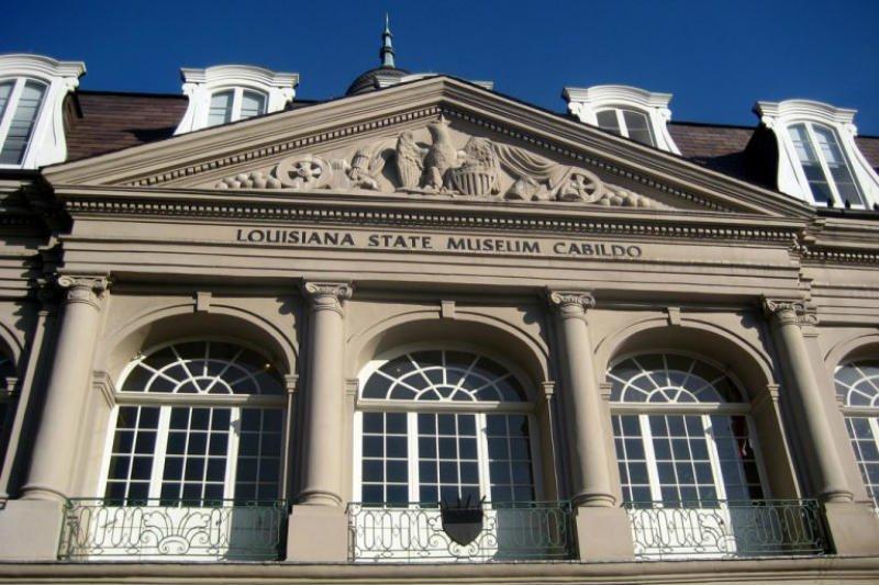 Visita la antigua sede del gobierno