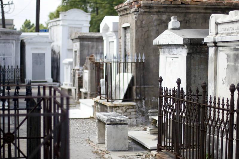 Visita otro cementerio