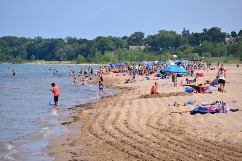 mejores playas de wisconsin