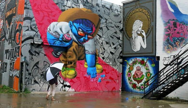Houston's Street Art