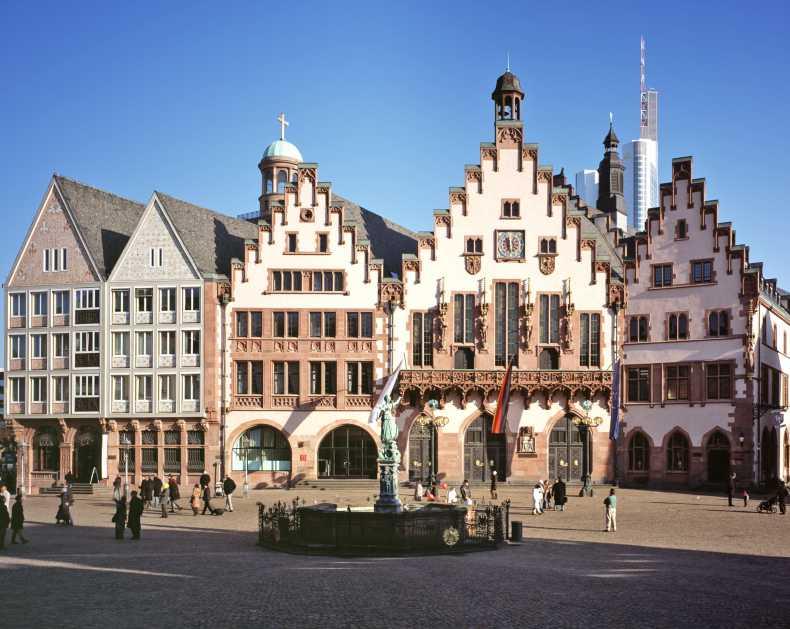 Casco antiguo Frankfurt