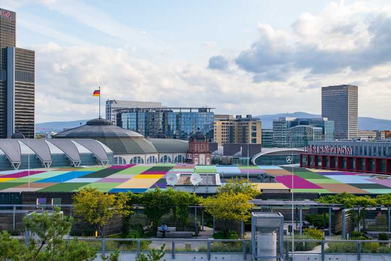 Skylina Plaza Frankfurt